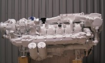 Moteurs marins MAN MARINE V12-D2842LE404-1300HP